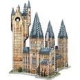 Wrebbit Wrebbit 3D Puzzle 875 Teile Harry Potter Hogwarts Astronomieturm