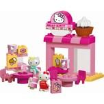 BIG PlayBIG Bloxx Hello Kitty Café 45-tlg.