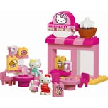 BIG PlayBIG Bloxx Hello Kitty Café 45-tlg.