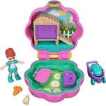 Mattel Polly Pocket Tiny Pocket Places Lilas Hasenstall