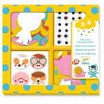 DJECO Sticker - Ich liebe Tiere