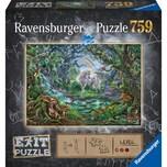 Ravensburger Puzzle Exit - Einhorn 751 Teile