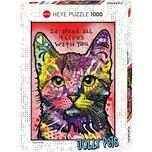Heye Puzzle 1000 Teile Jolly Pets Katze