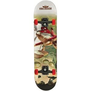 Powerslide Skateboard Fire Rescue