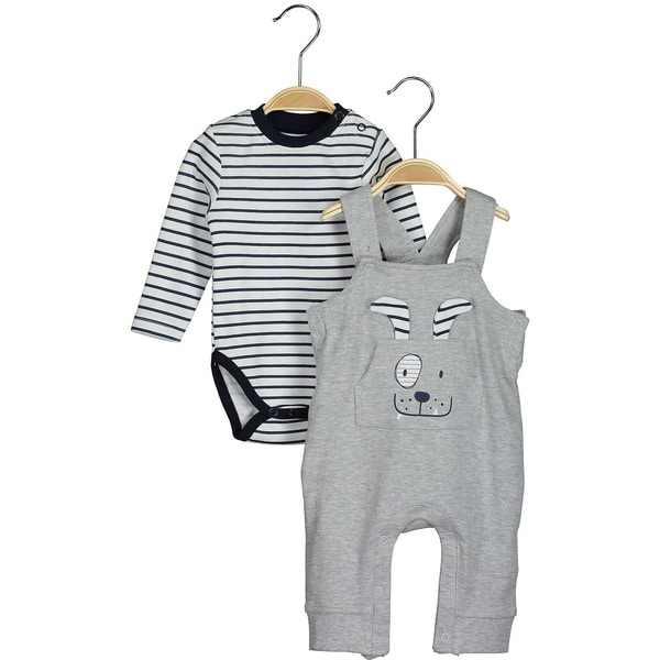 Blue Seven Baby Set Body Latzhose für Jungen