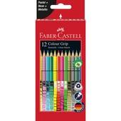 Faber-Castell Colour Grip Sonderfarbset 12 Farben