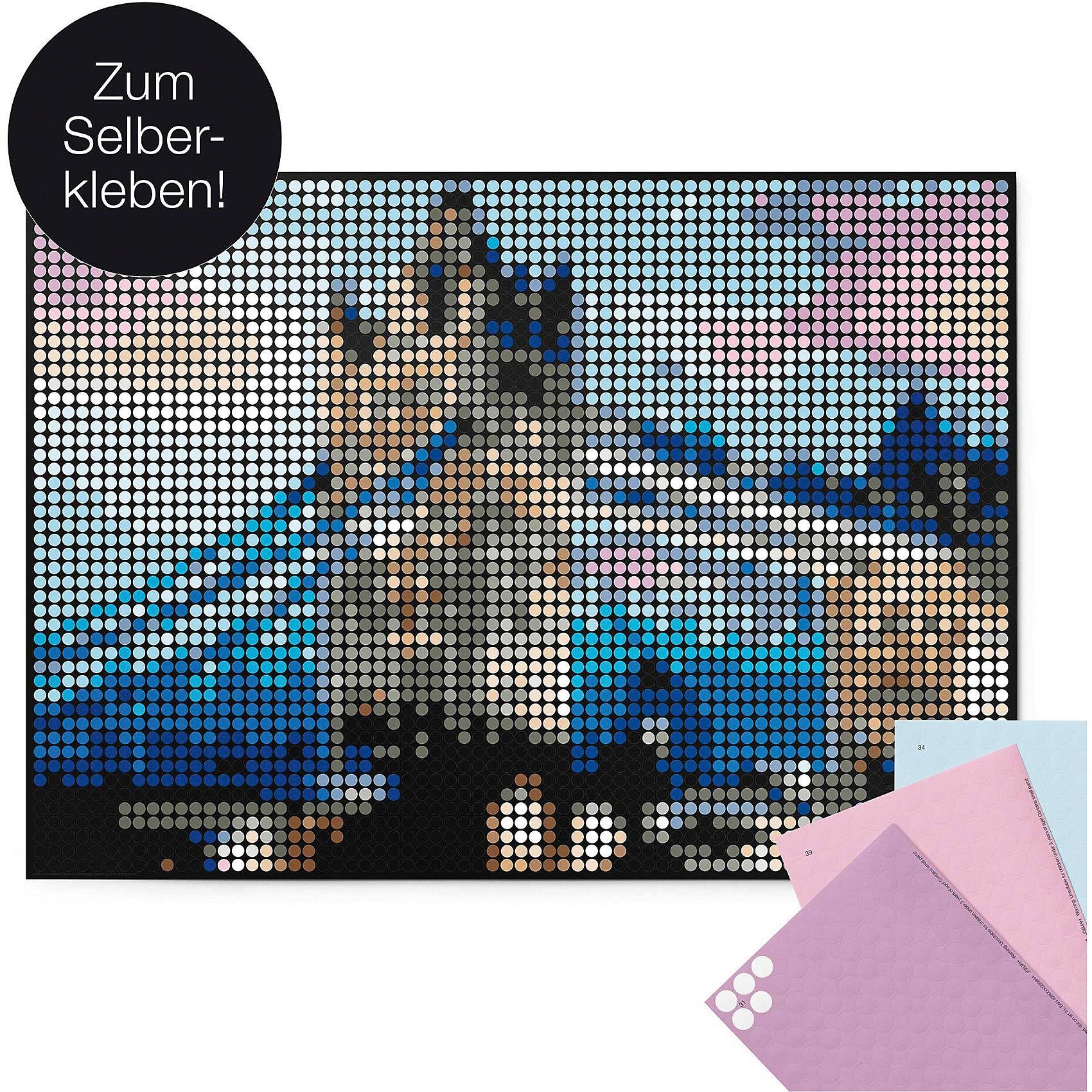 dot on art XL – tower bridge 50 x 70 cm