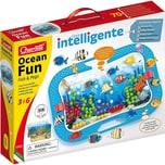 Quercetti Steckspiel Ocean Fun Fish Pegs