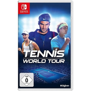 bigben Nintendo Switch Tennis World Tour