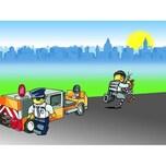LEGO CD City 11 Flughafen: SOS über den Wolken