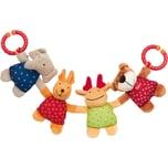 Sigikid Kinderwagenkette Tiere 49540