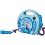 Lexibook Die Eiskönigin Kinder CD Player mit 2 Mikrofonen