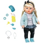 Zapf Creation Exklusiv Baby Born Stehpuppe Sister 43 cm