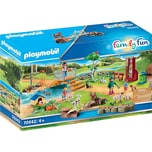 Playmobil 70342 Erlebnis-Streichelzoo