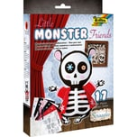 Folia Filz-Bastelset Little Monster Friends Scraggles