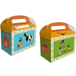 dh konzept Geschenkboxen Yakari 6 Stück