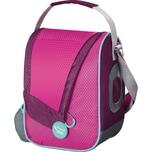 Lunch Tasche isoliert Kids Concept pink