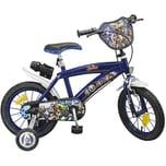 Toimsa Bikes Marvel Avengers Kinderfahrrad 14 Zoll