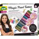 LENA Magic Pearl Tattoo Tattooset aus Miniperlen