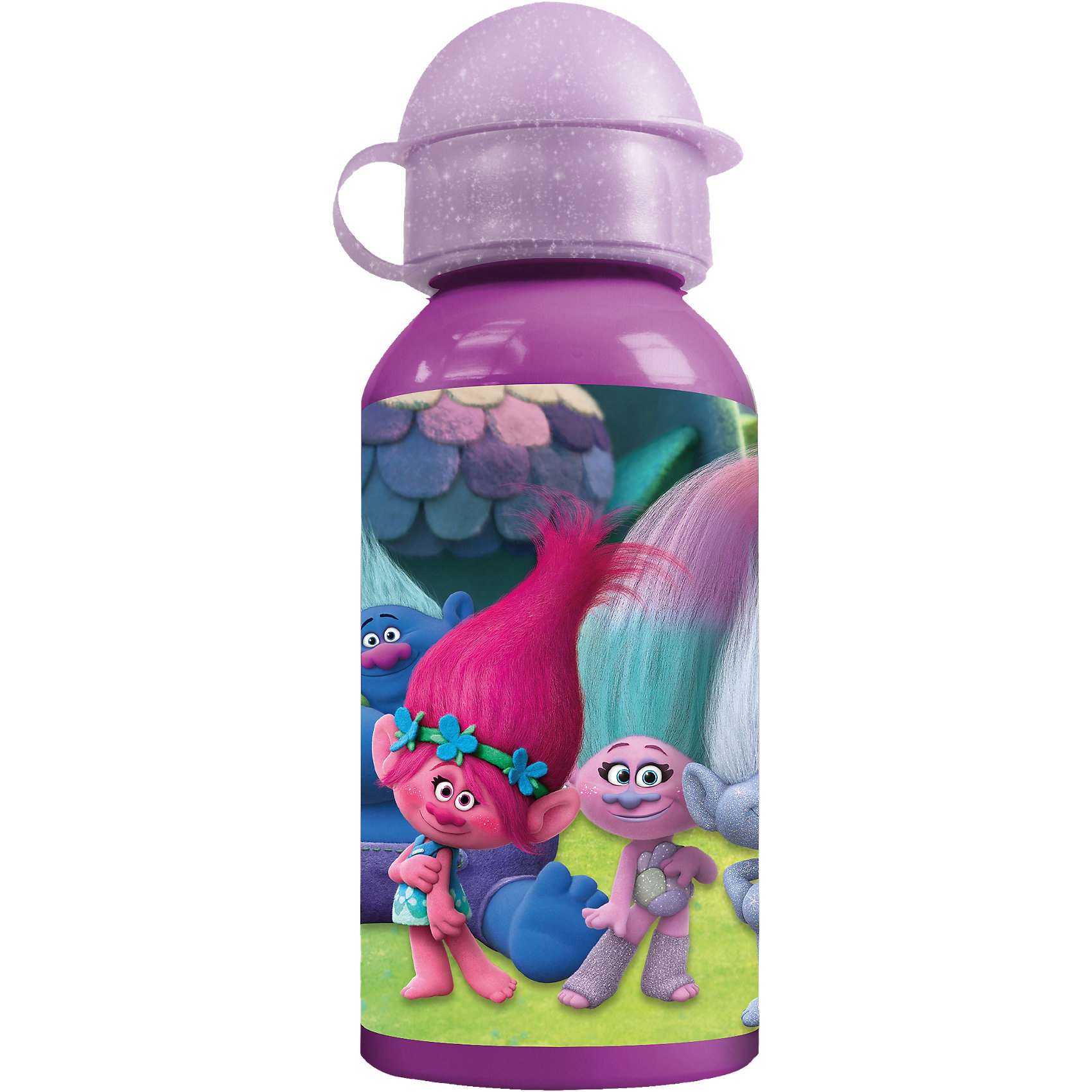 P:OS Alu-Trinkflasche Trolls 400 ml