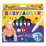 Amewi Babyzauber 10 abwaschbare Malstifte