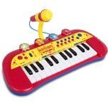 Bontempi ICom Elektronik Keyboard mit 24 Tasten und Mikrofon