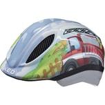 KED Helmsysteme Fahrradhelm Meggy Trend Feuerwehr
