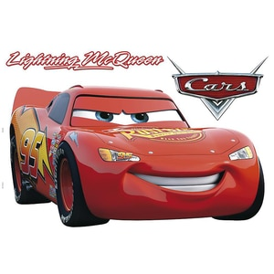 Decofun Wandsticker groß Cars