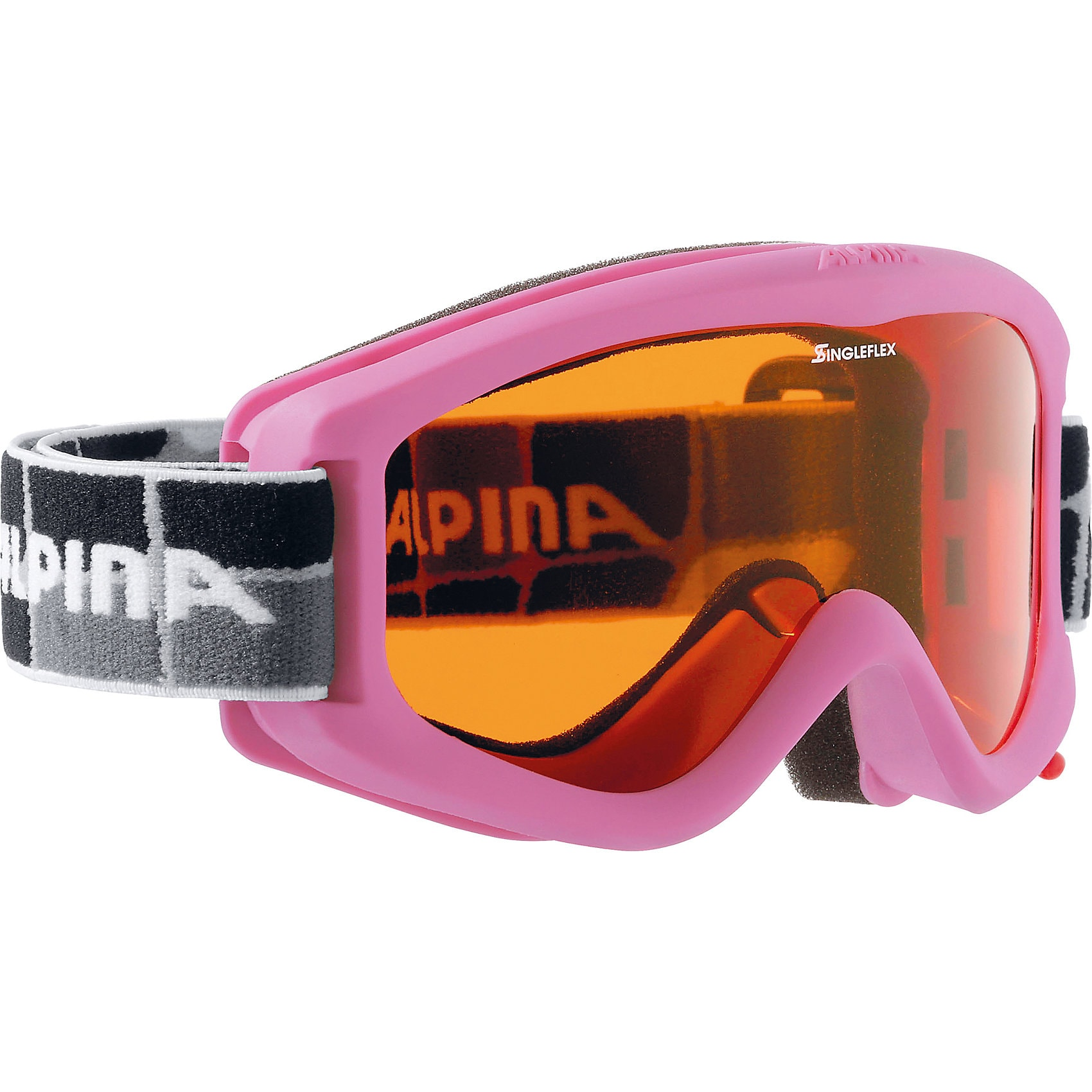 Alpina Ski CARVY 2.0 rose