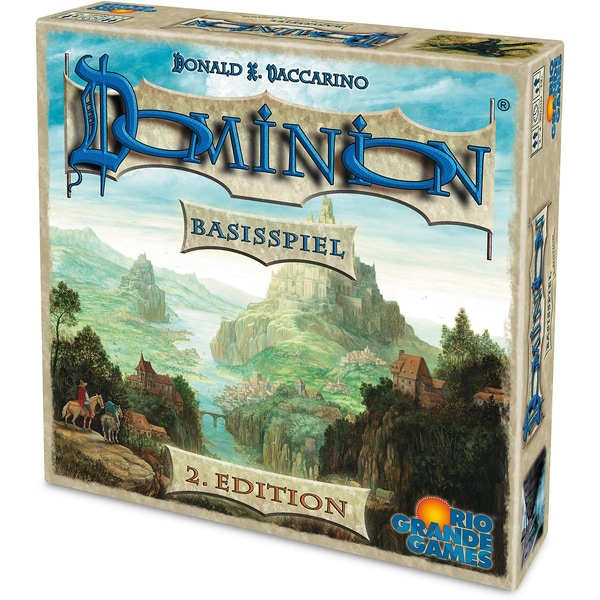 Ass Dominion Basisspiel 2. Edition