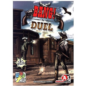 Abacusspiele BANG! The Duel Spiel