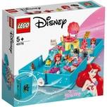 LEGO 43176 Disney Princess: Arielles Märchenbuch