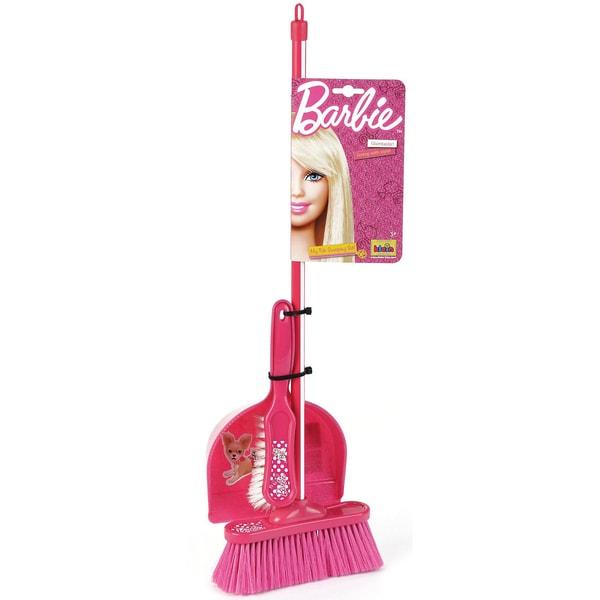 Klein Spielzeug Barbie Classic Kehrset 3-tlg. Haushaltsgerät