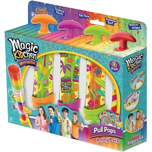 Beluga Magic Kidchen Pull Pops Party Eis selber machen