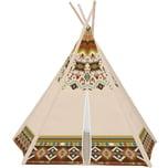 ACHOKA® Tipi Zelt Indianer