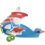 Dalber Hängelampe Baby Plane blau