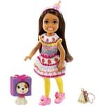 Mattel Barbie Chelsea Puppe im Kuchen-Kostüm