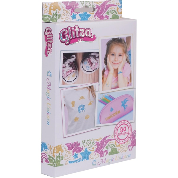 "Knorrtoys.Com Glitza Art ""Magic Unicorn"" Inkl. 50 Tattoos"