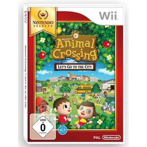 Nintendo Wii Animal Crossing: Let´S Go To The CityNintendo Selects
