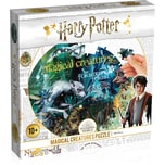 Winning Moves Puzzle Harry Potter Magische Kreaturen 500 Teile weiß