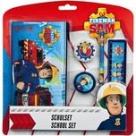 Undercover Schulset Feuerwehrmann Sam 5-tlg.
