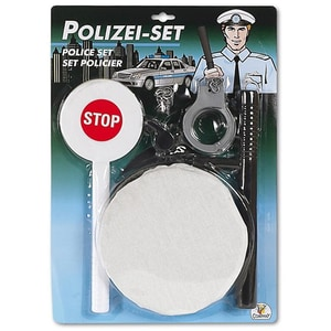 The Toy Company Polizei-Set 5-teilig
