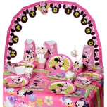 Procos Partyset Minnie Happy Helpers 56-tlg.