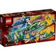 LEGO Ninjago 71709 Jay und Lloyds Power-Flitzer