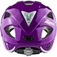 Alpina Fahrradhelm Ximo Flash Purple Cat