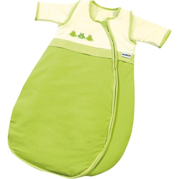GESSLEIN Schlafsack Bubou Frosch weißgrün