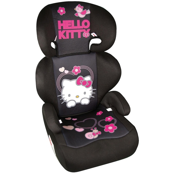 Kaufmann Auto-Kindersitz Hello Kitty 2015