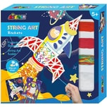 Avenir String Art Raketen Fadenbild