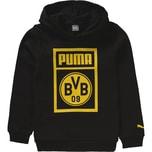 Puma Bvb Sweatshirt mit Kapue für Jungen