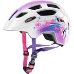 uvex Fahrradhelm finale junior LED pink girl